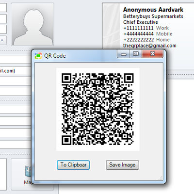 Generating QR Codes from Outlook (Windows) | The QR Place